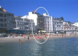 Hotel con servicio WiFi gratuito en la propia playa, Rías Baixas. Galicia