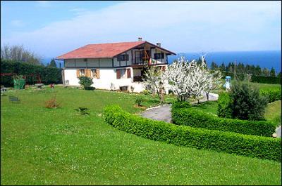 Epotx Etxea. Turismo rural entre Zarautz y Getaria