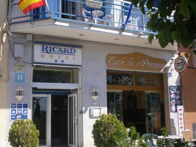 HOTEL RICARD,NUEVO SERVICIO WIFI EN VILANOVA I LA GELTRU